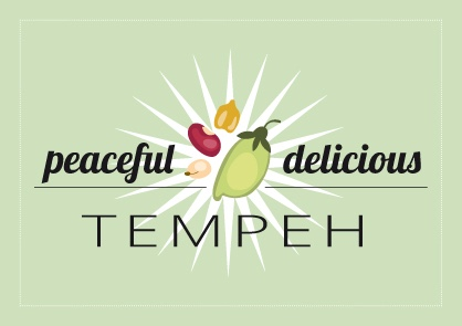 Peaceful Delicious - <br>Tempeh